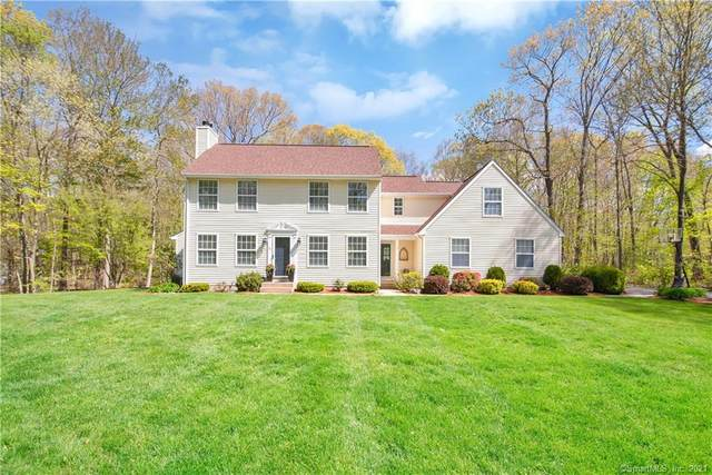16 Angela Drive, Tolland, CT 06084 (MLS #170396039) :: Around Town Real Estate Team