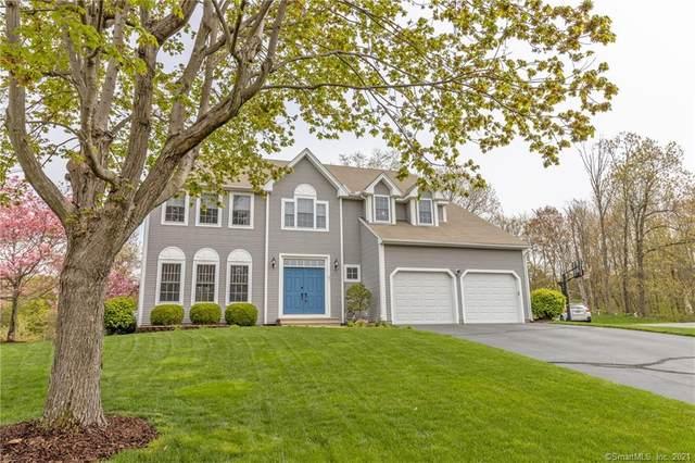 51 Burning Tree, Glastonbury, CT 06033 (MLS #170396064) :: Kendall Group Real Estate | Keller Williams