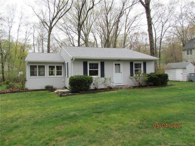 100 Laurelwood Drive, East Lyme, CT 06357 (MLS #170396102) :: Next Level Group