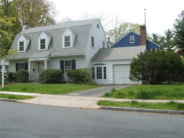 165 Robin Road, West Hartford, CT 06107 (MLS #170396109) :: Coldwell Banker Premiere Realtors
