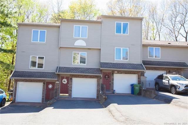 882 N Colony Road #16, Meriden, CT 06450 (MLS #170396124) :: Spectrum Real Estate Consultants