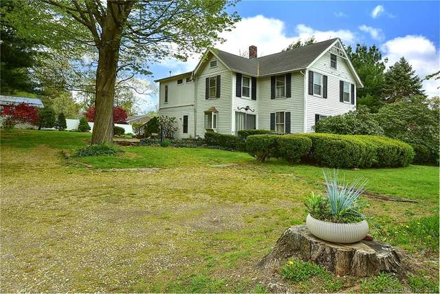 819 Wells Road, Wethersfield, CT 06109 (MLS #170396185) :: Around Town Real Estate Team