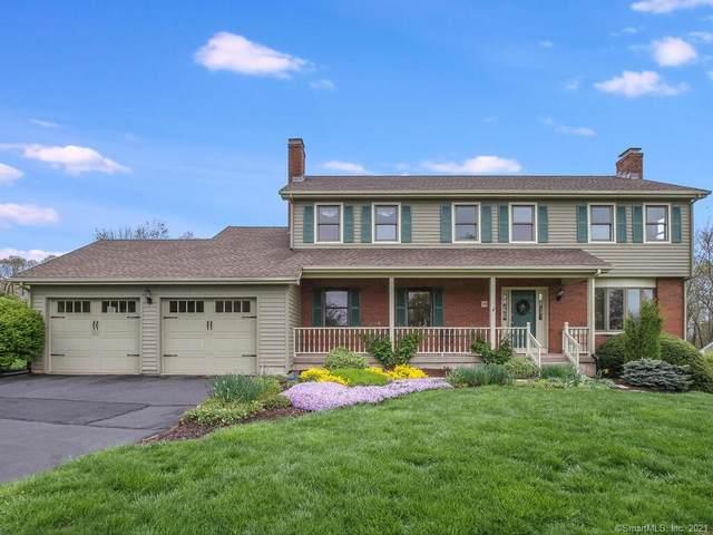 115 Fern Street, Glastonbury, CT 06033 (MLS #170396198) :: Kendall Group Real Estate | Keller Williams