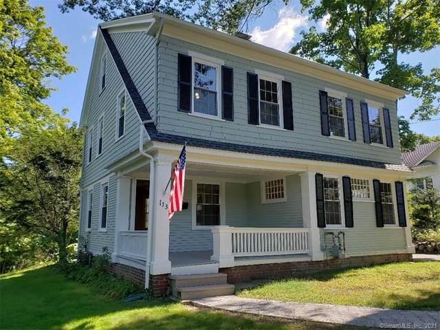 113 Middlebury Road, Watertown, CT 06795 (MLS #170396236) :: Michael & Associates Premium Properties | MAPP TEAM
