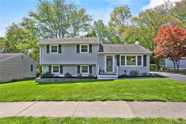 83 Pepperidge Circle, Fairfield, CT 06824 (MLS #170396268) :: Around Town Real Estate Team