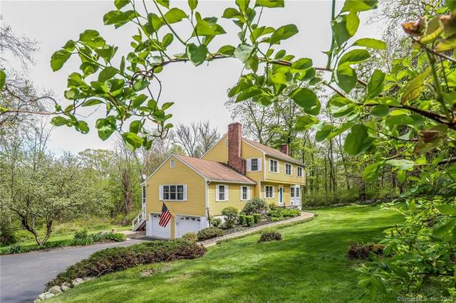 57 Orchard Drive, Redding, CT 06896 (MLS #170396288) :: Around Town Real Estate Team