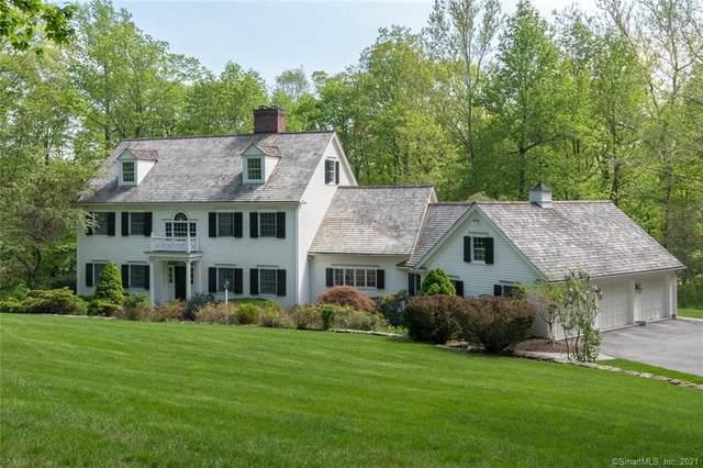 123 Lone Tree Farm Road, New Canaan, CT 06840 (MLS #170396333) :: GEN Next Real Estate