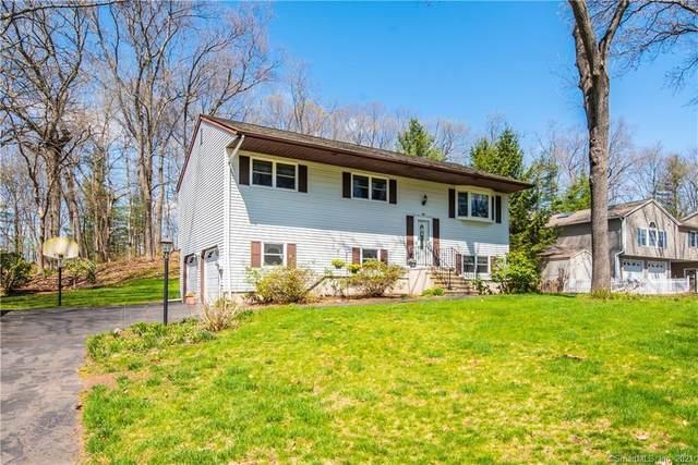 54 Deckert Drive, Southington, CT 06479 (MLS #170396358) :: Spectrum Real Estate Consultants