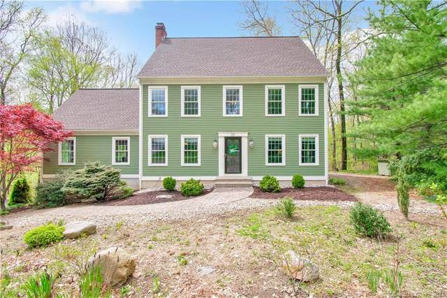 70 Pine Hill Road, Tolland, CT 06084 (MLS #170396368) :: Around Town Real Estate Team