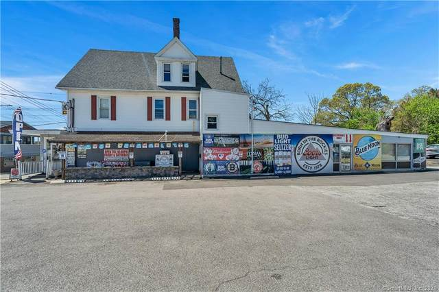 233 W Thames Street, Norwich, CT 06360 (MLS #170396384) :: Frank Schiavone with William Raveis Real Estate