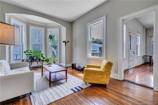 90 William Street, New Haven, CT 06511 (MLS #170396389) :: Michael & Associates Premium Properties | MAPP TEAM