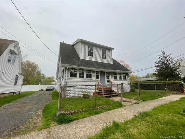509 Jordan Lane, Wethersfield, CT 06109 (MLS #170396413) :: Around Town Real Estate Team