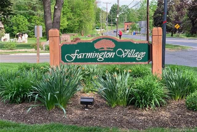 1634 Farmington Avenue #16, Farmington, CT 06085 (MLS #170396435) :: Spectrum Real Estate Consultants