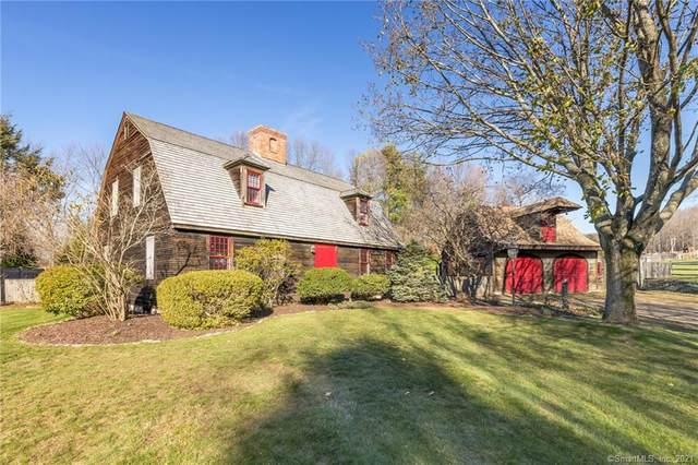 21 Mountain Road, Glastonbury, CT 06033 (MLS #170396504) :: Kendall Group Real Estate | Keller Williams