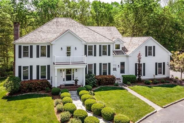 45 Old Meadow Road, Woodbury, CT 06798 (MLS #170396543) :: Spectrum Real Estate Consultants