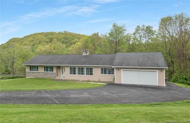21 Briar Ridge Road, Ridgefield, CT 06877 (MLS #170396573) :: Spectrum Real Estate Consultants