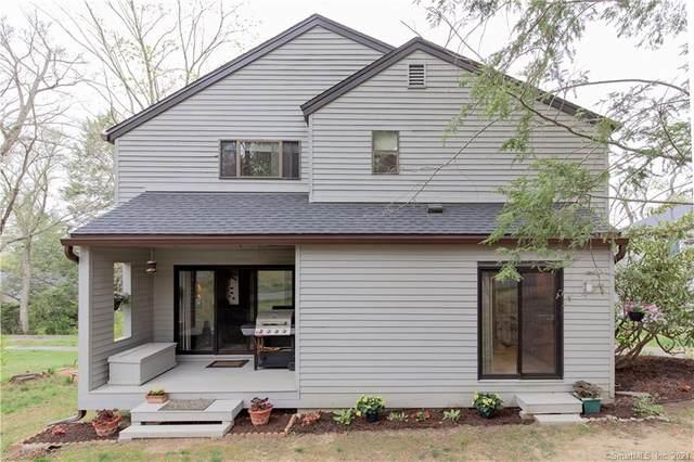 2 Boxwood Court #2, Woodbury, CT 06798 (MLS #170396584) :: Tim Dent Real Estate Group