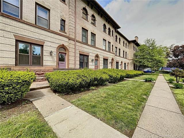 71 Imlay Street 71B, Hartford, CT 06105 (MLS #170396585) :: Coldwell Banker Premiere Realtors
