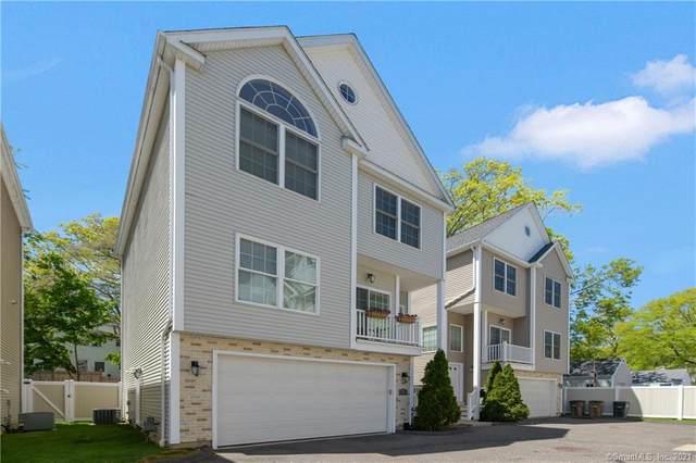 189 Seaside Avenue #6, Stamford, CT 06902 (MLS #170396595) :: Spectrum Real Estate Consultants