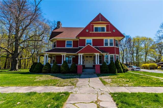 3 Sachem Terrace, Norwich, CT 06360 (MLS #170396622) :: Spectrum Real Estate Consultants