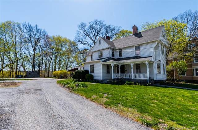 4 Sachem Terrace, Norwich, CT 06360 (MLS #170396638) :: Spectrum Real Estate Consultants