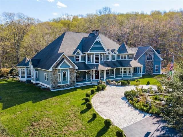 14 Hop Brook Road, Brookfield, CT 06804 (MLS #170396640) :: Around Town Real Estate Team