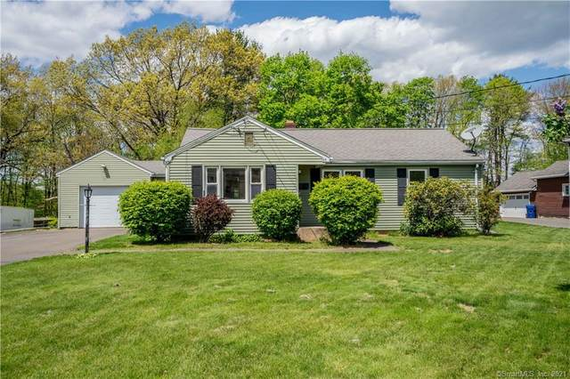 64 Webster Street, Farmington, CT 06085 (MLS #170396675) :: Spectrum Real Estate Consultants