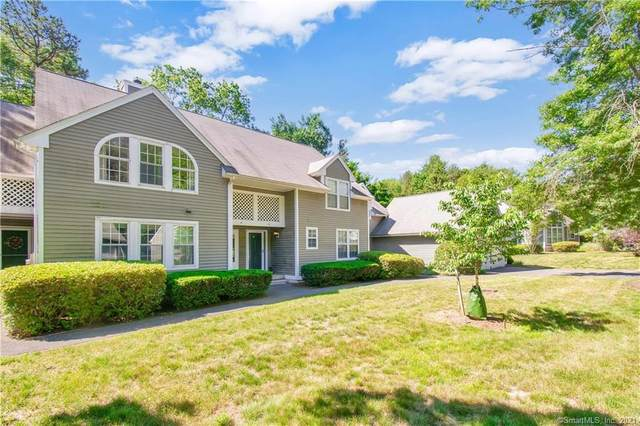 4 Chatsworth Road #4, Granby, CT 06035 (MLS #170396726) :: Around Town Real Estate Team