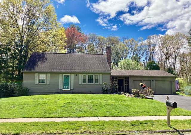 55 Kennedy Drive, Enfield, CT 06082 (MLS #170396728) :: Next Level Group