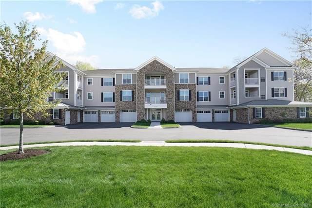 821 Brookside Court #821, Newtown, CT 06470 (MLS #170396738) :: Spectrum Real Estate Consultants