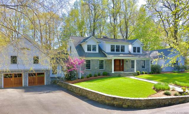 55 Ferris Hill Road, New Canaan, CT 06840 (MLS #170396872) :: Next Level Group