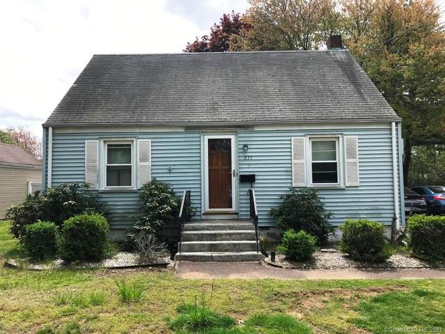 371 Brewer Street, East Hartford, CT 06118 (MLS #170396941) :: Frank Schiavone with William Raveis Real Estate