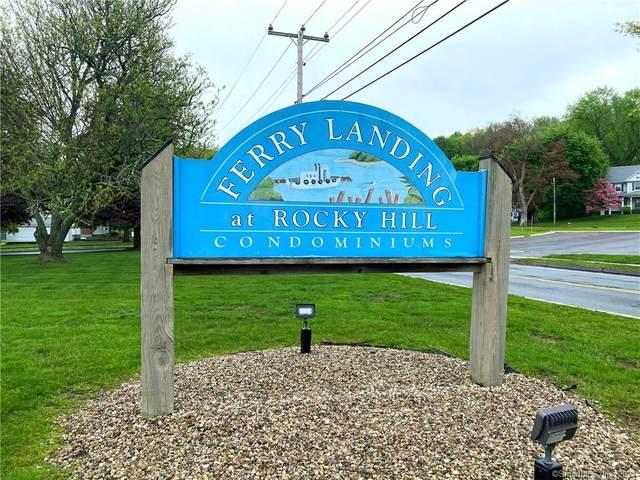 2308 Harbor View Drive #2308, Rocky Hill, CT 06067 (MLS #170396958) :: Team Phoenix