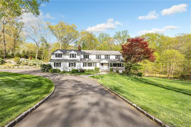 361 Good Hill Road, Weston, CT 06883 (MLS #170396966) :: Next Level Group