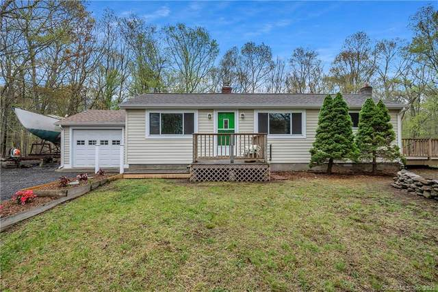 87 Vinegar Hill Road, Ledyard, CT 06335 (MLS #170396970) :: Next Level Group
