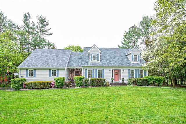465 Springfield Road, Somers, CT 06071 (MLS #170396983) :: NRG Real Estate Services, Inc.