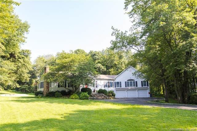 115 Pine Ridge Road, Wilton, CT 06897 (MLS #170396988) :: Next Level Group