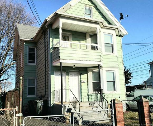 24 Lee Avenue, Bridgeport, CT 06605 (MLS #170397021) :: Spectrum Real Estate Consultants