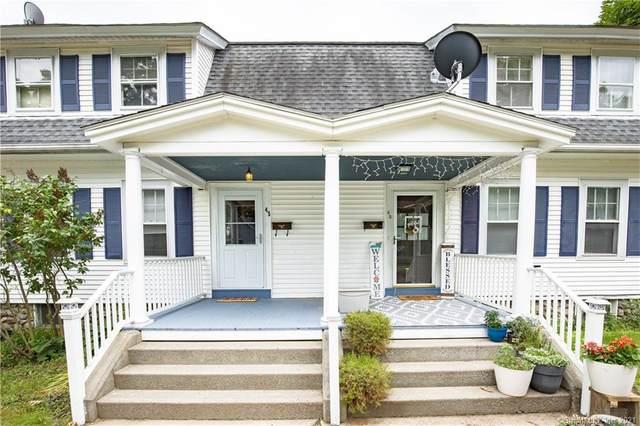 43 Godfrey Street, Groton, CT 06340 (MLS #170397209) :: GEN Next Real Estate