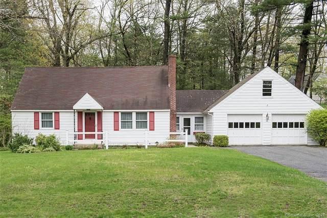 38 River Road, Farmington, CT 06085 (MLS #170397265) :: Mark Boyland Real Estate Team