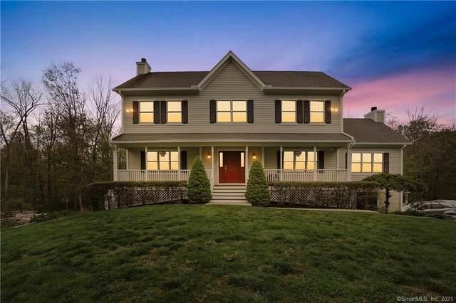 307 Newtown Turnpike, Redding, CT 06896 (MLS #170397278) :: GEN Next Real Estate