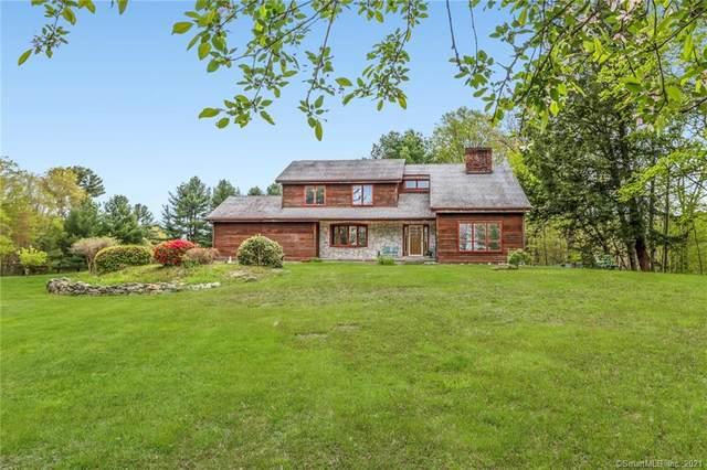 613 Redding Road, Redding, CT 06896 (MLS #170397286) :: GEN Next Real Estate
