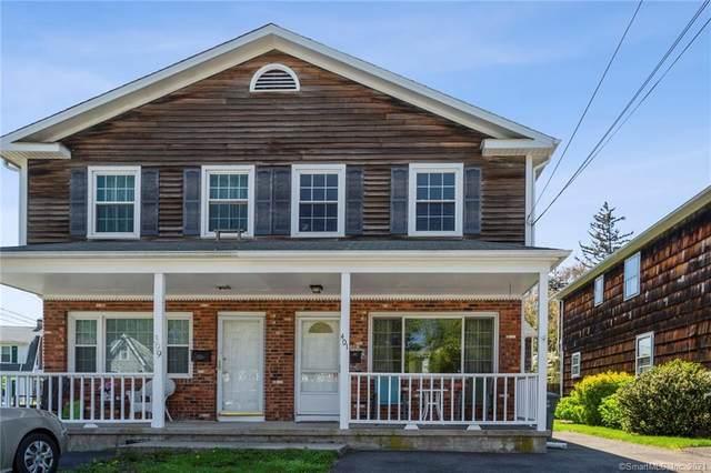 401 Brewster Street, Bridgeport, CT 06605 (MLS #170397318) :: Around Town Real Estate Team