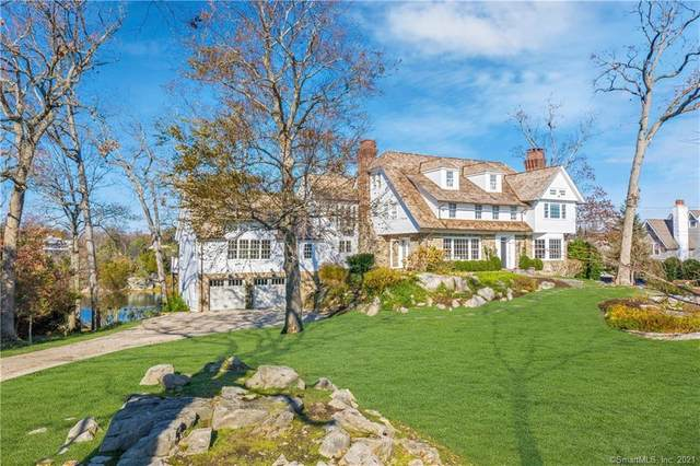 5 North Road, Darien, CT 06820 (MLS #170397377) :: Frank Schiavone with William Raveis Real Estate