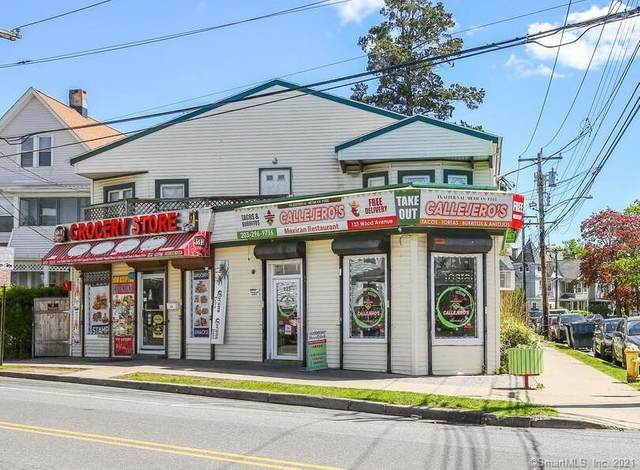 129-133 Wood Avenue, Bridgeport, CT 06605 (MLS #170397379) :: Team Feola & Lanzante | Keller Williams Trumbull