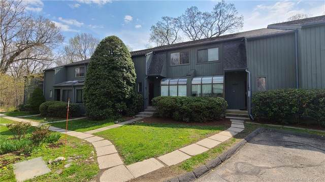 123 Old Belden Hill Road #31, Norwalk, CT 06850 (MLS #170397393) :: Frank Schiavone with William Raveis Real Estate