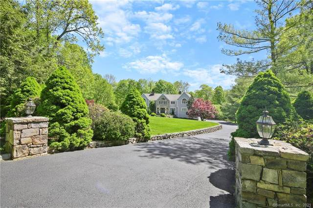 66 Deer Hill Road, Redding, CT 06896 (MLS #170397411) :: Kendall Group Real Estate | Keller Williams