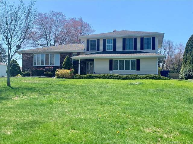 73 Colonial Drive, Waterford, CT 06385 (MLS #170397451) :: Next Level Group