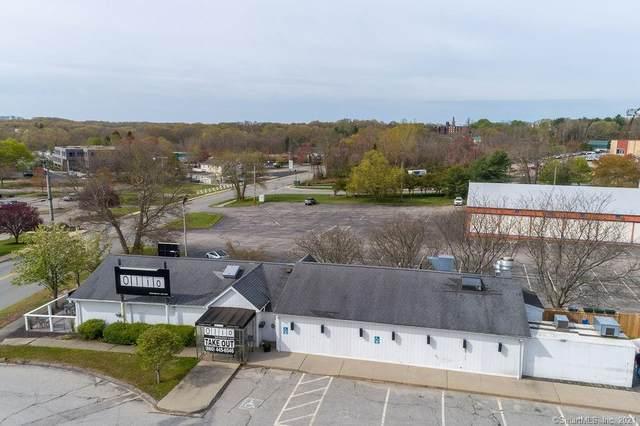 33 Kings Highway, Groton, CT 06340 (MLS #170397467) :: Spectrum Real Estate Consultants