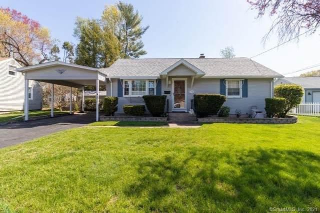12 Crescent Drive, East Hartford, CT 06118 (MLS #170397475) :: Mark Boyland Real Estate Team